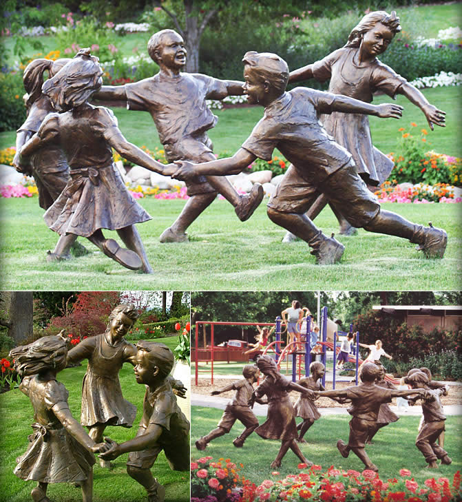 Вдохновляющие скульптуры от Гэри Ли Прайса